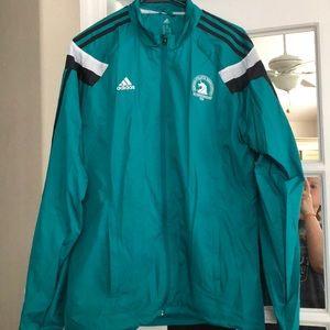 Adidas men's running jacket